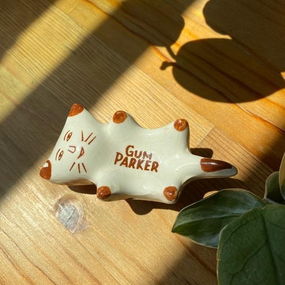 """Vintage """"Gum Parker"""" Cat"""
